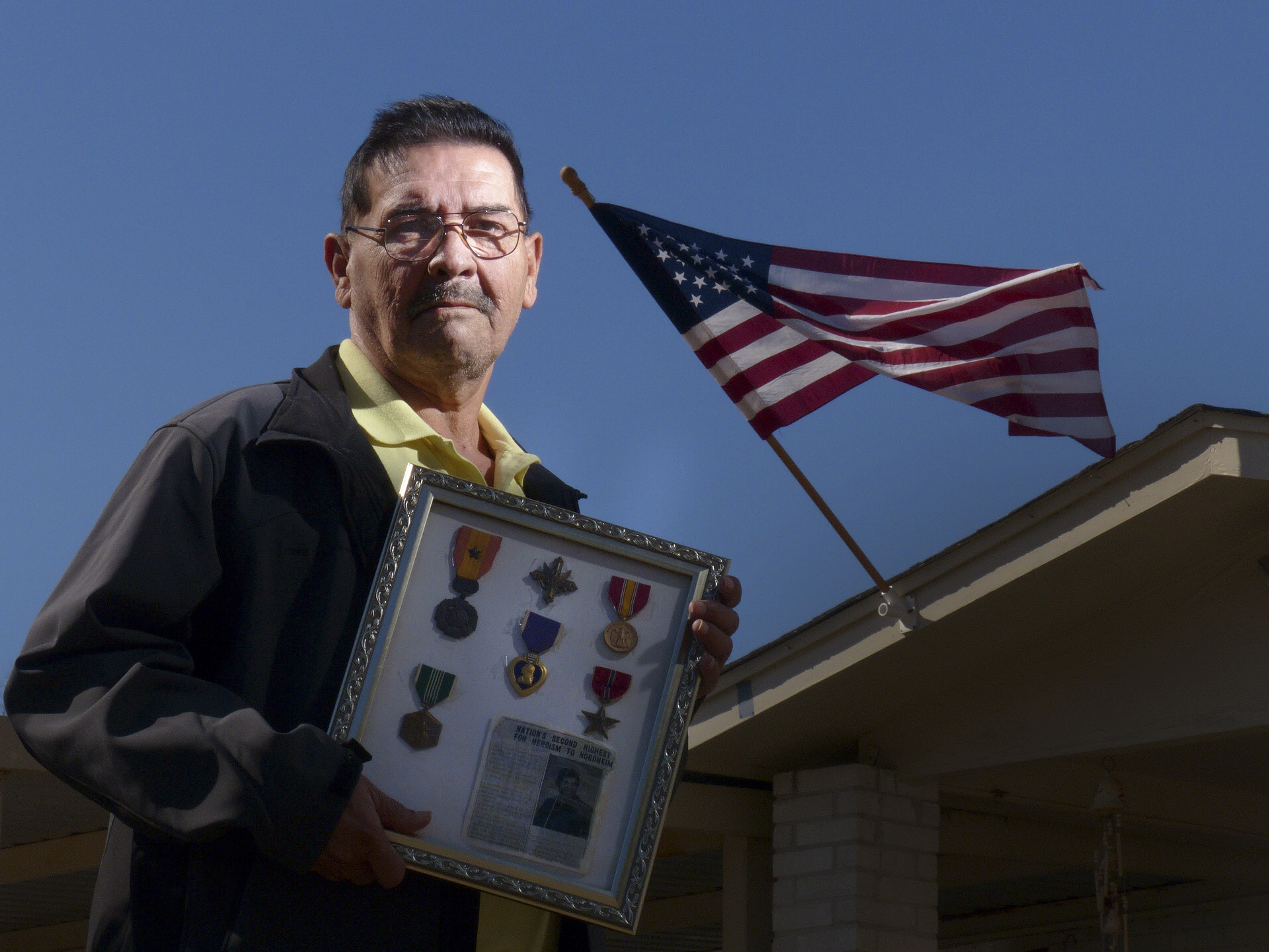Two S A Veterans Get Medal Of Honor San Antonio Express
