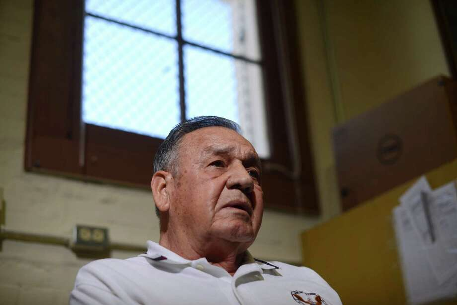 Jose Rodela, an Army Special Forces veteran, received the Distinguished Service Cross for action in Vietnam in 1969. He will now receive the Medal of Honor for the action. Saturday, Feb. 15, 2014. Photo: Billy Calzada, San Antonio Express-News / San Antonio Express-News