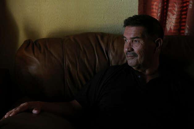 Medal of Honor recipient Santiago Erevia, a retired Army Sgt., at his home in San Antonio on Tuesday, Feb. 18, 2014. Photo: Lisa Krantz / San Antonio Express-News