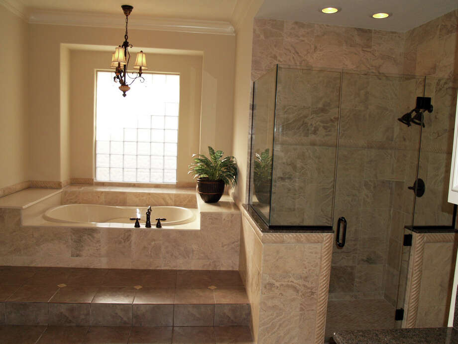 Keep your remodeled bathroom looking beautiful by repairing caulking that has fallen out between the tile joints.