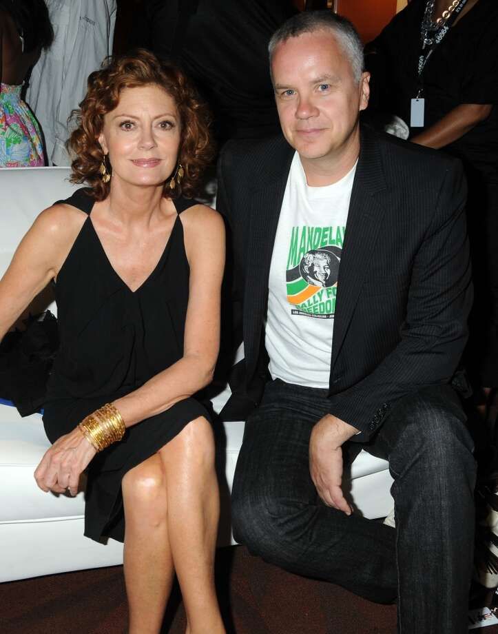 "Actors Susan Sarandon and Tim Robbins became an item after working together in ""Bull Durham"" in 1988. The famously unmarried pair shared a passion for liberal politics and had two sons together during their relationship. In 2009, the pair split but we still hold out hope the couple, who have remained friends, can one day come back together on screen and in life. They still see each other at Democratic fundraisers so there's at least that. Photo: Dave M. Benett, Getty Images"