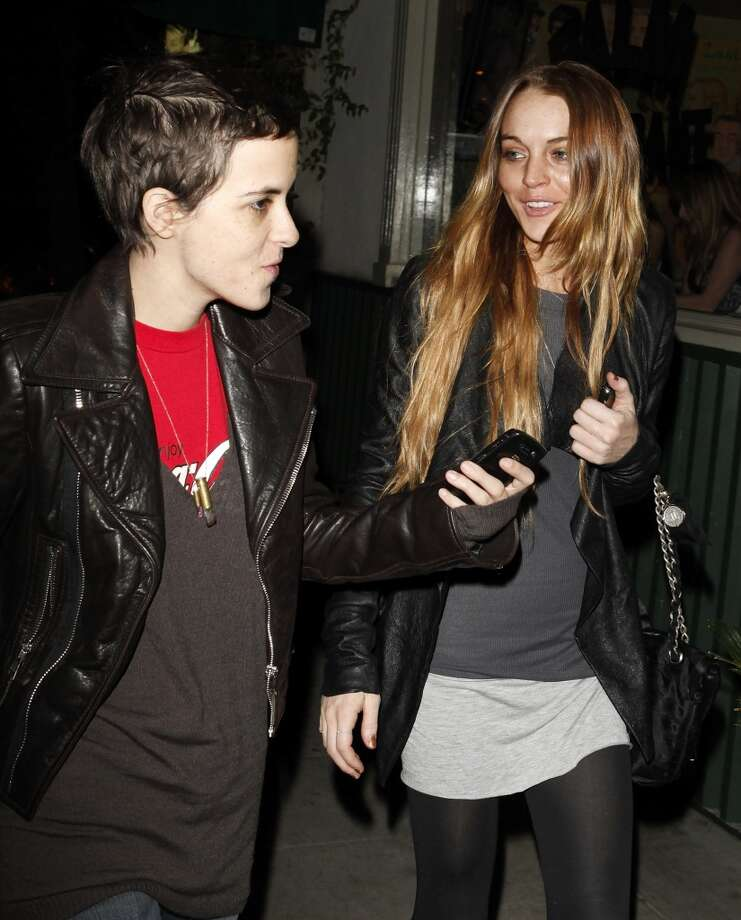 I always hoped things would work out for Lindsay Lohan and Samantha Ronson, who started dating in 2008 and possibly saw each other on and off as late as 2010. Apparently the Lohan Circus was too much for DJ Ronson, not the LiLo's first significant other to make that claim. Photo: Jean Baptiste Lacroix, WireImage