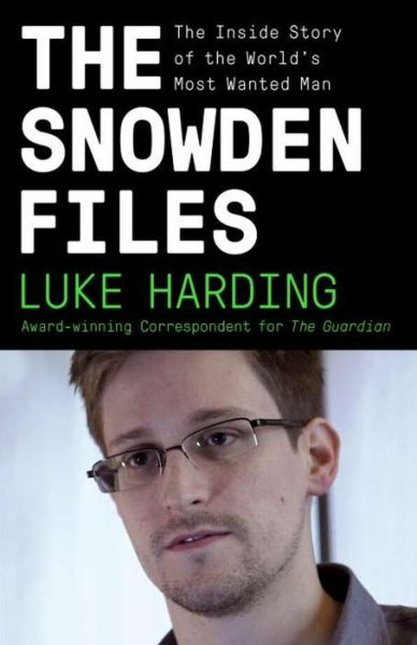 "The Snowden Files"" by Luke Harding Photo: Xx"
