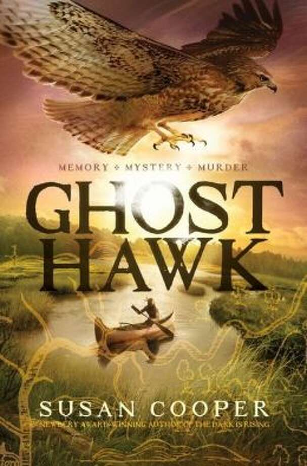 """Ghost Hawk"" by Susan Cooper Photo: Xx"