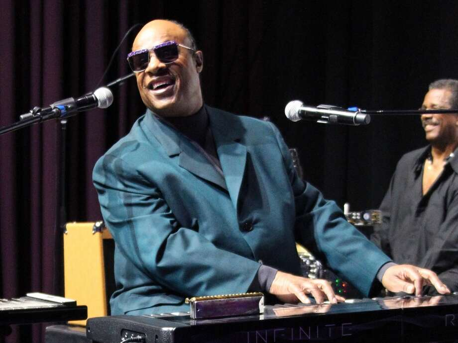 LOS ANGELES, CA - OCTOBER 29:  Recording artist Stevie Wonder performs at a press conference announcing the 18th Annual House Full of Toys Benefit Concert at Club Nokia on October 29, 2013 in Los Angeles, California.  (Photo by David Livingston/Getty Images) Photo: Getty Images