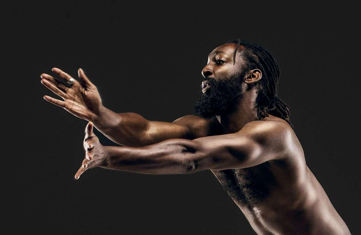 Antoine Hunter is one of the upcoming talents of the Black Choreographers Festival's Next Wave Showcase. Hunter presents his work on the first of two slates of emerging dancemakers. Performance is Feb 2, 2014. Photo courtesy the Ethnic Dance Festival.