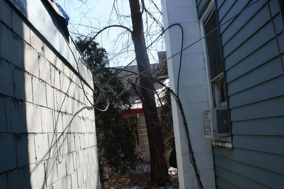 Town of Colonie evidence photos showing the more than 400 code violations discovered Jan. 30, 2014, while executing a search warrant at the Blu-Bell Motel on Central Ave. in Colonie, N.Y. Photo: Town Of Colonie