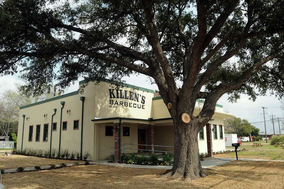 The building that will house Killen's Barbecue was a school cafeteria across the street from his old high school, Killen said. Photo: Dave Rossman, Freelance / Freelance