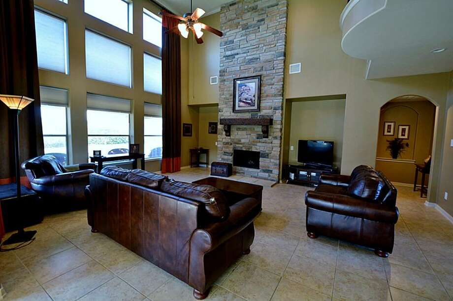 1379 Messina Court: This 2006 home has 4 bedrooms, 3.5 bathrooms, 3,651 square feet, and is listed for $374,900. Open house: 2/23/2014, 2 p.m. to 5 p.m. Photo: Houston Association Of Realtors