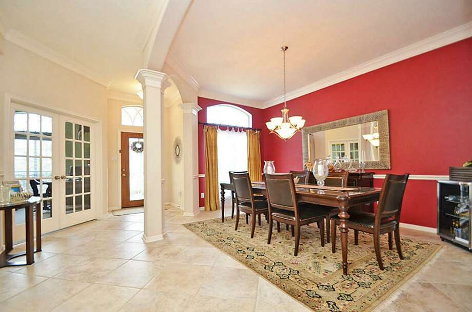 17915 Harbour Bridge Point: This 2006 home has 4 bedrooms, 2 bathrooms, 2,302 square feet, and is listed for $269,000. Open house: 2/23/2014, 1 p.m. to 4 p.m. Photo: Houston Association Of Realtors