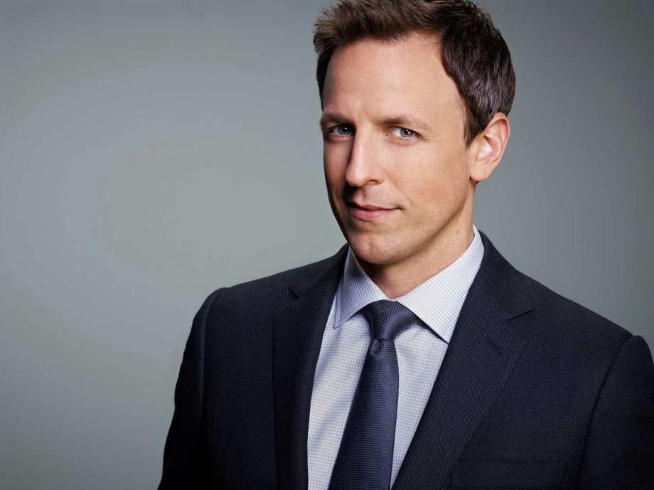 Seth Meyers has been described as cerebral by those who know him. Photo: Rodolfo Martinez / 2013 NBCUniversal Media, LLC