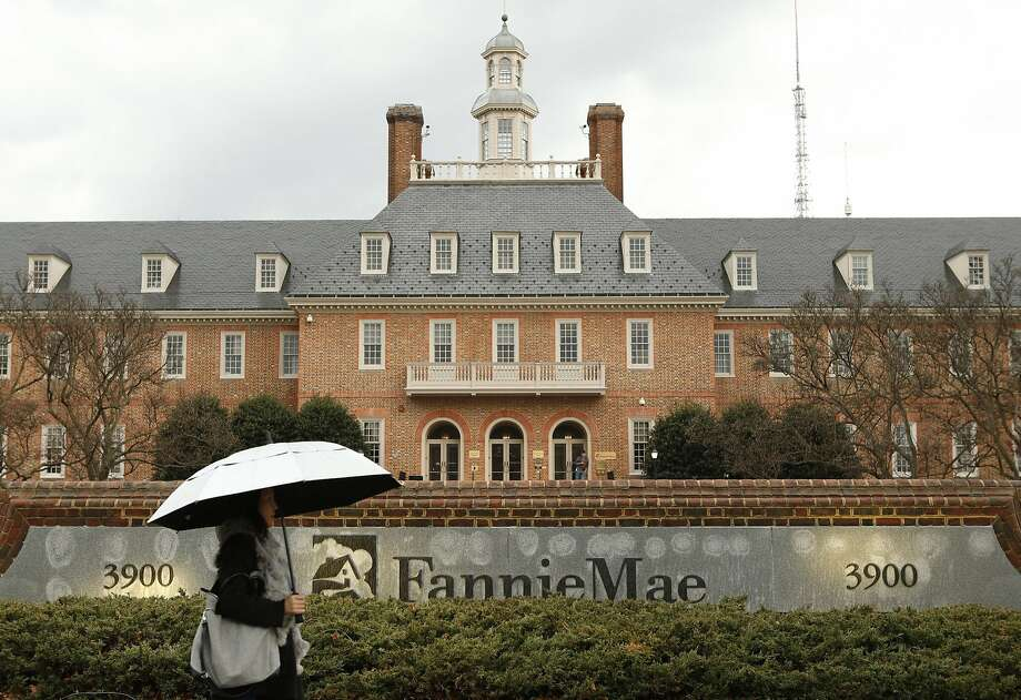 Fannie Mae says it will soon fully repay the $116 billion bailout it received from the federal government. Photo: Kevin Lamarque, Reuters