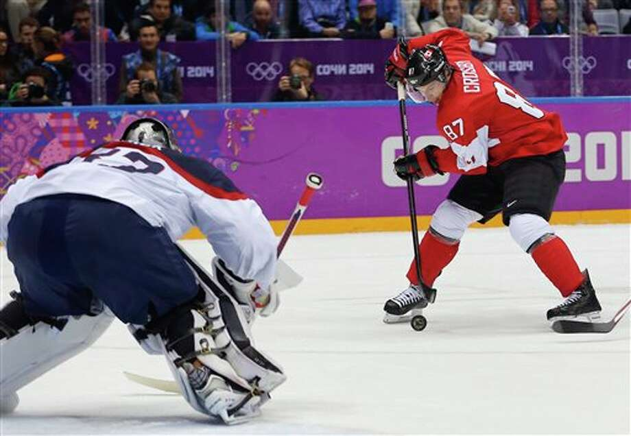 Jonathan Quick facing Canada in semifinals of Olympics