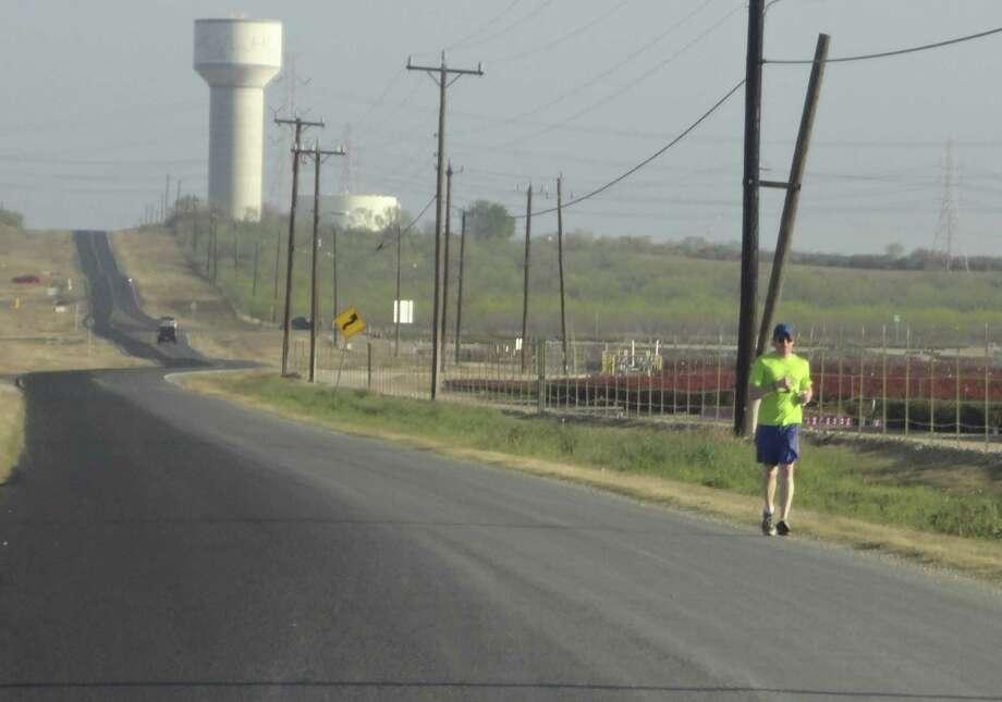 Kris Kidd takes the route from San Antonio to Laredo. Photo: Courtesy Photo