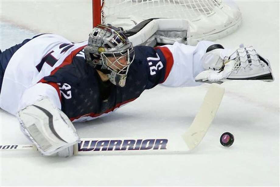 Jonathan Quick of the United States