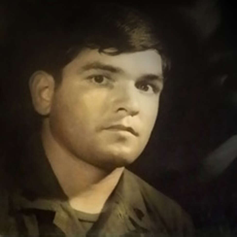 """Medal of Honor nominee Candelario Garcia was born in Corsicana, Texas, Feb. 26, 1944. He enlisted in the U.S. Army on May 28, 1963. Garcia distinguished himself on Dec. 8, 1968, as a team leader during a reconnaissance-in-force mission near Lai Khe, Vietnam. Garcia destroyed two enemy machine-gun positions in an attempt to aid casualties that were in the open and under fire. Garcia then rejoined his company in a successful assault on the remaining enemy positions. Garcia passed away on Jan. 10, 2013. In addition to the Medal of Honor, Garcia received the Distinguished Service Cross (this award will be upgraded to the Medal of Honor on Mar. 18), Silver Star, Bronze Star Medal , Purple Heart, Air Medal, Army Commendation Medal with """"V"""" Device and one Bronze Oak Leaf Cluster, Army Good Conduct Medal, National Defense Service Medal, Vietnam Service Medal with two Silver Service Stars and one Bronze Service Star, Meritorious Unit Commendation, Combat Infantryman Badge, Expert Marksmanship Badge with Rifle, Republic of Vietnam Gallantry Cross with Silver Star, Republic of Vietnam Campaign Medal with """"60"""" Device, Republic of Vietnam Gallantry Cross Unit Citations with Palm Device and Republic of Vietnam Civil Actions Honor Medal Unit Citation, First Class"""