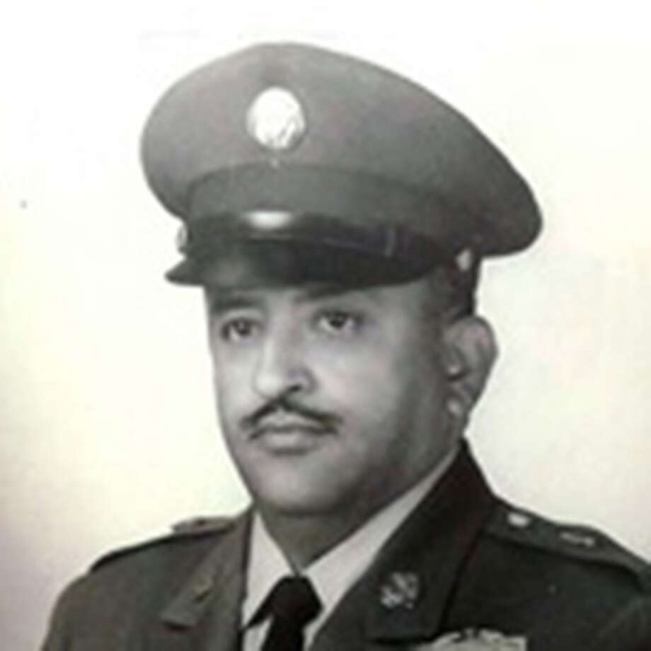 """Medal of Honor nominee Eduardo Gomez, was born in Los Angeles, Calif., Oct. 28, 1919. Gomez enlisted in the U.S. Army, Feb. 9, 1949. Then-Sgt. Eduardo Gomez distinguished himself by defending his company as it was ruthlessly attacked by a hostile force. Notably, Gomez maneuvered across open ground to successfully assault a manned tank. Wounded during his retreat from the tank, Gomez refused medical attention, instead manning his post and firing upon the enemy until his company formed a defensive perimeter. In addition to the Medal of Honor, Gomez received the Distinguished Service Cross (this award will be upgraded to the Medal of Honor on Mar. 18), Bronze Star Medal with one Bronze Oak Leaf Cluster and """"V"""" Device, Purple Heart with one Bronze Oak Leaf Cluster, European-African-Middle Eastern Campaign Medal with one Bronze Service Star, World War II Victory Medal, Army of Occupation Medal with Germany Clasp, National Defense Service Medal, Combat Infantryman Badge, Honorable Service Lapel Button-WWII, Republic of Korea Presidential Unit Citation and Gold Bravery Medal of Greece Unit Citation."""