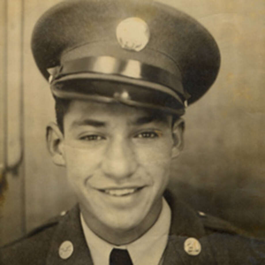 Medal of Honor nominee Michael C. Pena was born in Newgulf, Texas, November 1924. He joined the U. S. Army as an infantryman in 1941, when he was 16-years-old. He fought in both World War II and the Korean War. Pena is being recognized for his actions on the evening of Sept. 4, 1950, near Waegwan, Korea, when his unit was fiercely attacked. During the course of the counter-attack, Pena realized that their ammunition was running out, and ordered his unit to retreat. Pena then manned a machine-gun to cover their withdrawal. He single-handedly held back the enemy until morning when his position was overrun, and he was killed. In addition to the Medal of Honor, Pena received the Distinguished service Cross (this award will be upgraded to the Medal of Honor on Mar. 18), Bronze Star Medal, Purple Heart with one Bronze Oak Leaf Cluster, Army Good Conduct Medal with Bronze Clasp and two Loops, American Campaign Medal, Asiatic-Pacific Campaign Medal with four Bronze Service Stars and Bronze Arrowhead Device, World War II Victory Medal, Army of Occupation Medal with Japan Clasp, National Defense Service Medal, Korean Service Medal with one Bronze Service Star, Presidential Unit Citation, Combat Infantryman Badge (2nd Award), Honorable Service Lapel Button- World War II, Philippine Liberation Ribbon, Philippine Independence Ribbon, United Nations Service Medal, Republic of Korea-Korean War Service Medal, Philippine Presidential Unit Citation, Republic of Korea Presidential Unit Citation, Gold Bravery Medal of Greece Unit Citation.