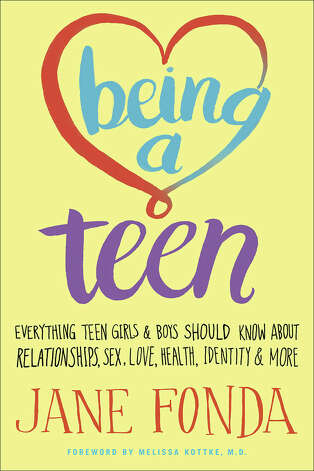 Jane Fonda writes book on being a teen