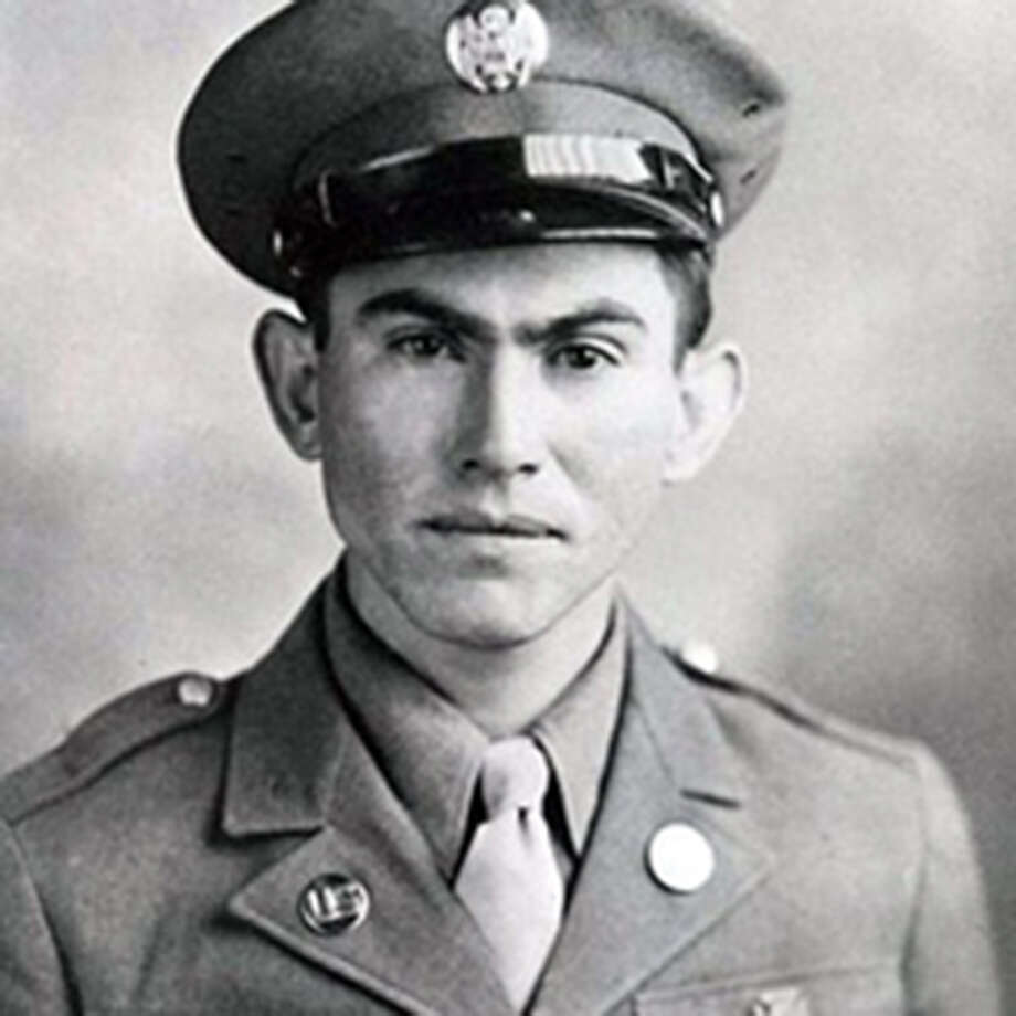 Medal of Honor nominee Pedro Cano was born in La Morita, Mexico, June 19, 1920. He joined the U.S. Army in 1944, during World War II. Cano is being recognized for his valorous actions in the months-long battle of Hurtgen Forest. He was advancing with his company near Schevenhütte, Germany, in December 1944, when the unit met heavy enemy resistance. During a two-day period, Cano eliminated nearly 30 enemy troops. Sometime later, while on patrol, Cano and his platoon were surprised by German soldiers that caused numerous casualties within their platoon. Cano lay motionless on the ground until the assailants closed in, then tossed a grenade into their midst, wounding or killing all of them. It was in this engagement, or shortly thereafter, that Cano sustained serious injuries. He was returned to the States and placed in a Veterans hospital in Waco, Texas. After which, he returned home to his wife and daughter in Edinburg.Cano would pass away six years later. Posthumously, Cano received the Texas Legislature Medal of Honor. A school in Edinburg, Texas is named after Cano. In addition to the Medal of Honor, Cano received the Distinguished Service Cross (this award will be upgraded to the Medal of Honor on Mar. 18), Bronze Star Medal, Purple Heart, Army Good Conduct Medal, European-African-Middle Eastern Campaign Medal with one Silver Service Star and Bronze Arrowhead, World War II Victory Medal, Army of Occupations Medal with Germany Clasp, Presidential Unit Citations, Belgian Fourragere, Combat Infantryman Badge and the Honorable Service Lapel Button-World War II. Photo: Courtesy Of U.S. Army / Courtesy of U.S. Army
