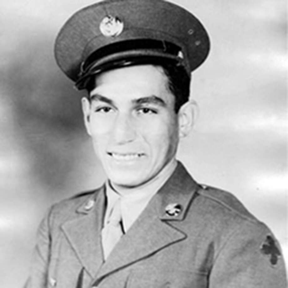 """Medal of Honor nominee Manuel Mendoza, was born in Miami, Ariz., June 15, 1922. Mendoza entered the U.S. Army at Fort MacArthur, Calif., November 1942. He served in both WWII and Korea. Then-Staff Sgt. Manuel Mendoza is being recognized for his actions on Oct. 4, 1944, in Mt. Battaglia, Italy, where he is credited with single-handedly breaking up a German counterattack. Mendoza was nicknamed the """"Arizona Kid"""" for his actions in combat. Following his Army career, Mendoza found employment as a foreman at one of the largest nuclear plants in the country. He passed away at age 79. In addition to the Medal of Honor, Mendoza received the Distinguished Service Cross (this award will be upgraded to the Medal of Honor on Mar. 18), Bronze Star Medal, Purple Heart with one Bronze Oak Leaf Cluster, Army Good Conduct Medal, American Campaign Medal, European-African-Middle Eastern Campaign Medal with two Bronze Service Stars, World War II Victory Medal, National Defense Service Medal, Korean Service Medal with five Bronze Service Stars, Presidential Unit Citation with one Bronze Oak Leaf Cluster, Combat Infantryman Badge (Second Award), Honorable Service Lapel Button-World War II, United Nations Service Medal, Republic of Korea Korean War Service Medal, Republic of Korea Presidential Unit Citation, Italian Cross for Merit of War Unit Citation. Photo: Courtesy Of U.S. Army / Courtesy of U.S. Army"""