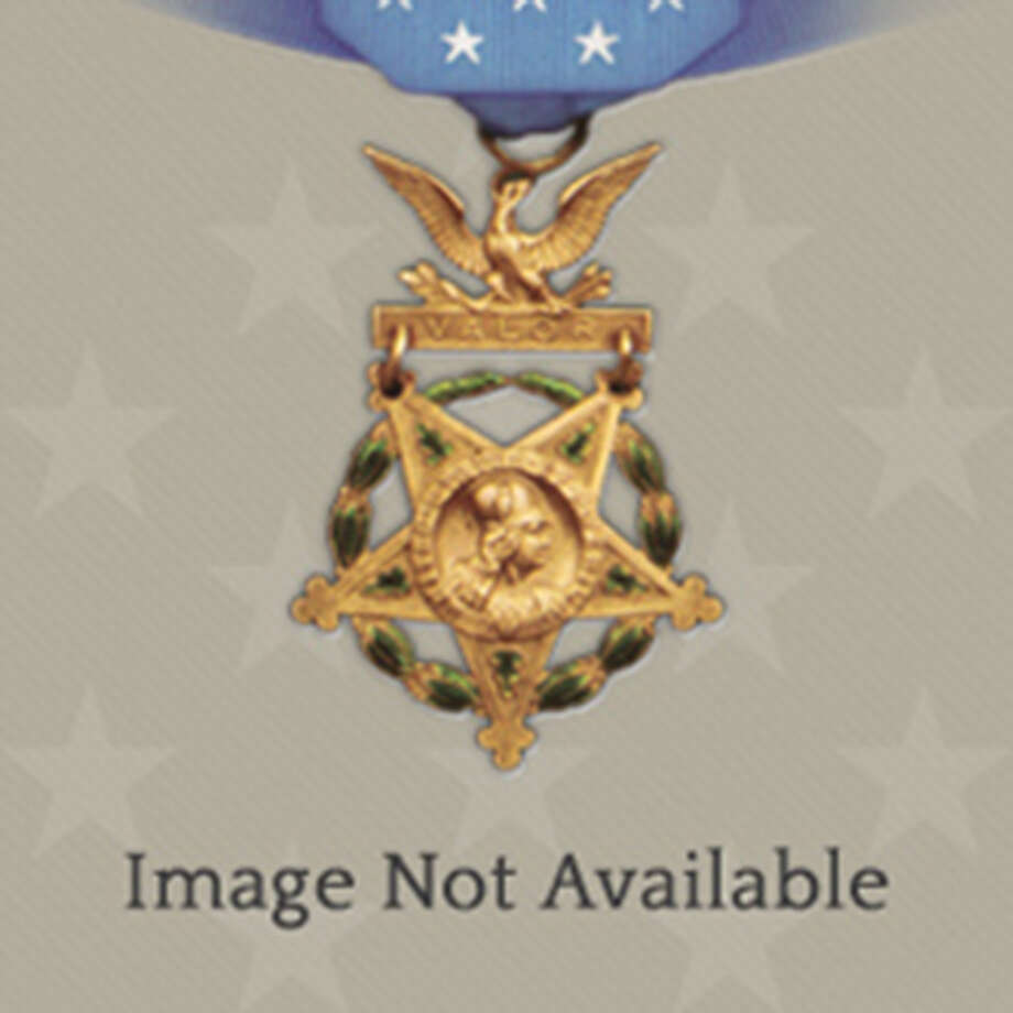 Medal of Honor nominee Demensio Rivera, was born in Cabo Rojo, Puerto Rico, April 29, 1933. He joined the U.S. Army, Sept. 26, 1950, in New York. Then-Pvt. Demensio Rivera is being recognized for his actions at Changyongni, Korea, May 22-23, 1951. When the outpost area occupied by his platoon was assaulted during the night, Rivera, an automatic rifleman, held his forward position tenaciously, although exposed to very heavy fire. When his rifle became inoperative, Rivera employed his pistol and grenades, and eventually fought the enemy hand-to-hand and forced them back. In addition to the Medal of Honor, Rivera received the Distinguished Service Cross (this award will be upgraded to the Medal of Honor on Mar. 18), Purple Heart, Army Good Conduct Medal, National Defense Service Medal, Korean Service Medal with one Bronze Service Star, Combat Infantryman Badge, Marksmanship Badge with Rifle Bar, United Nations Service Medal, Republic of Korea-Korean War Service Medal, Republic of Korea Presidential Unit Citation. Photo: Photo Not Available / Photo not available
