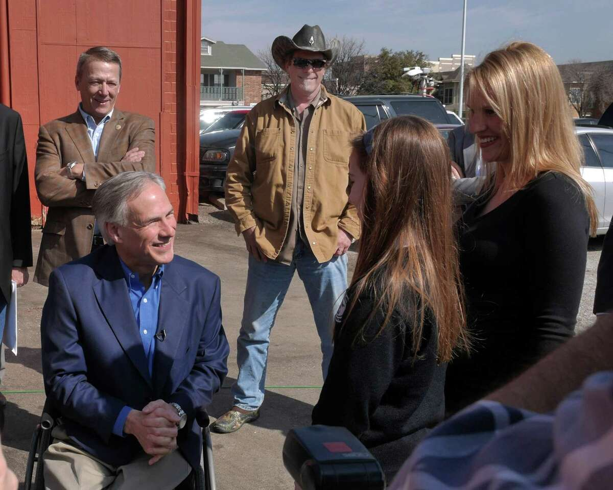 Texas gubernatorial candidate Greg Abbott is under fire for making campaign stops earlier this week with rock star Ted Nugent, who had made disparaging remarks about President Barack Obama.