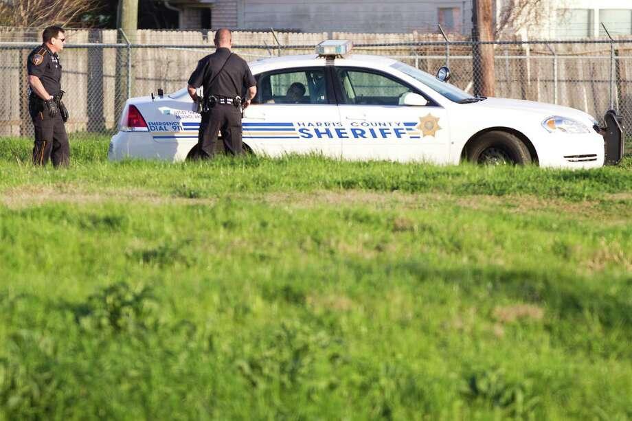 The brawl involved dozens of students from Cypress Lakes High. Photo: Brett Coomer, Houston Chronicle / © 2014 Houston Chronicle