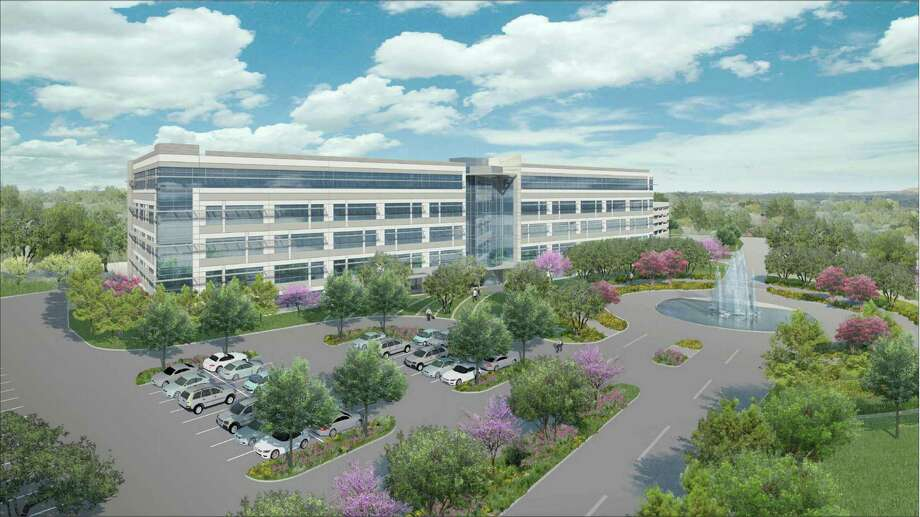 Liberty Property Trust has started work on a 208,000-square-foot office building in northwest Houston. Photo: Breneman