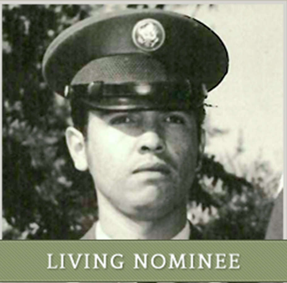 "Medal of Honor nominee Sgt. Santiago Erevia was born in Nordheim, Texas, in 1946. He volunteered to join the U.S. Army in San Antonio when he was 22-years-old. Then-Spc. 4 Erevia distinguished himself May 21, 1969, while serving as a radio-telephone operator during a search-and-clear mission near Tam Ky City, in the Republic of Vietnam. In 1970, Erevia left active service with a two year reserve obligation. In 1972 he joined the Texas National Guard and went on to serve 17 years. Erevia also found employment with the U.S. Postal Service; after 32 years of public service there, he retired in 2002. Erevia has four grown children and lives in San Antonio with his wife. These days he enjoys refurbishing his home and walking to stay fit. In addition to the Medal of Honor, Erevia received the Distinguished Service Cross (this award will be upgraded to the Medal of Honor on Mar. 18), Bronze Star Medal, Purple Heart, Air Medal, Army Commendation Medal, National Defense Service Medal, Vietnam Service Medal with five Bronze Service Stars, Combat Infantryman Badge, Sharpshooter Marksmanship Badge with Auto Rifle Bar, Marksman Marksmanship Badge with Rifle Bar, Republic of Vietnam Campaign Medal with ""60"" Device, Republic of Vietnam Gallantry Cross with Gold Star Device and Republic of Vietnam Civil Actions Honor Medal, First Class."