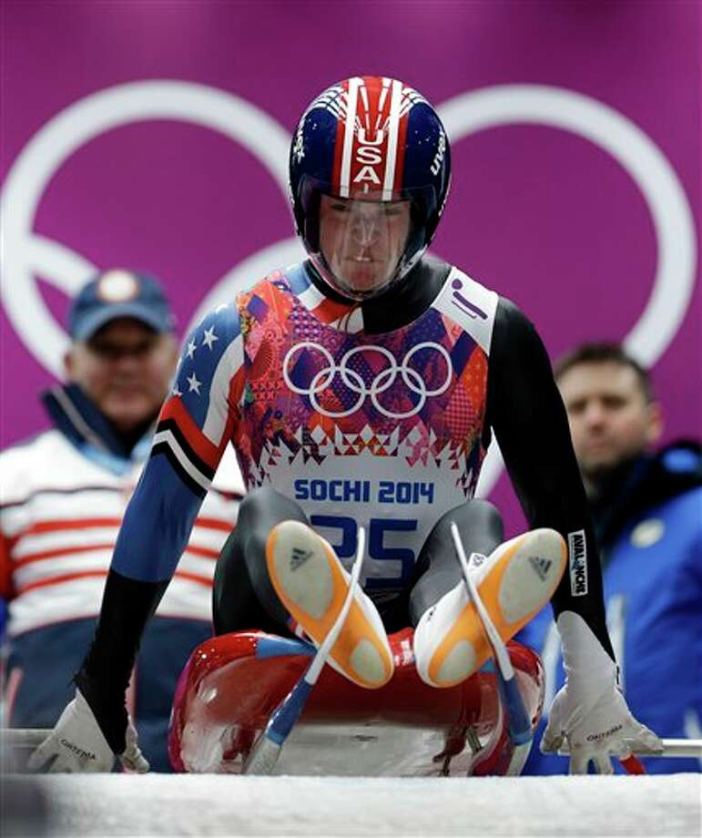 At 18-years old, West is the youngest member of the luge team in U.S. Olympic history.