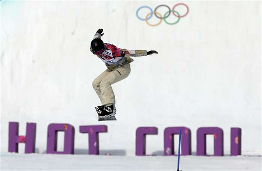 Jacobellis was leading her semifinal race when she wiped out. Her dreams of finally winning a gold medal were dashed.