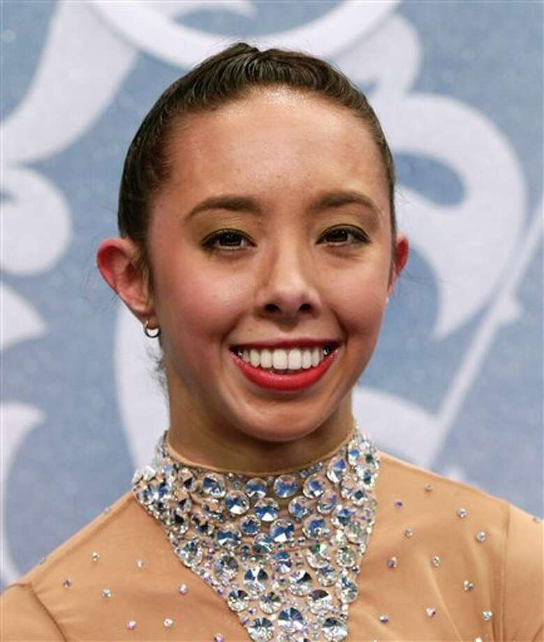 Brooklee Han of Redding, CT. just graduated from Joel Barlow High School in June of 2013, but the 18-year-old was ready to figure skate on the world stage in Sochi.