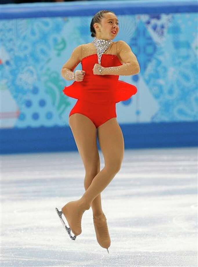 Han competed for Australia as her father is a native of the country from down under. She qualified for the Olympics during a competition in 2013