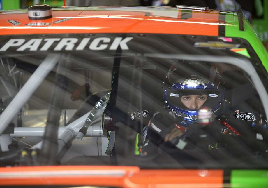 Danica Patrick begins her second full season in the Sprint Cup series Sunday. Photo: Phelan M. Ebenhack, Associated Press