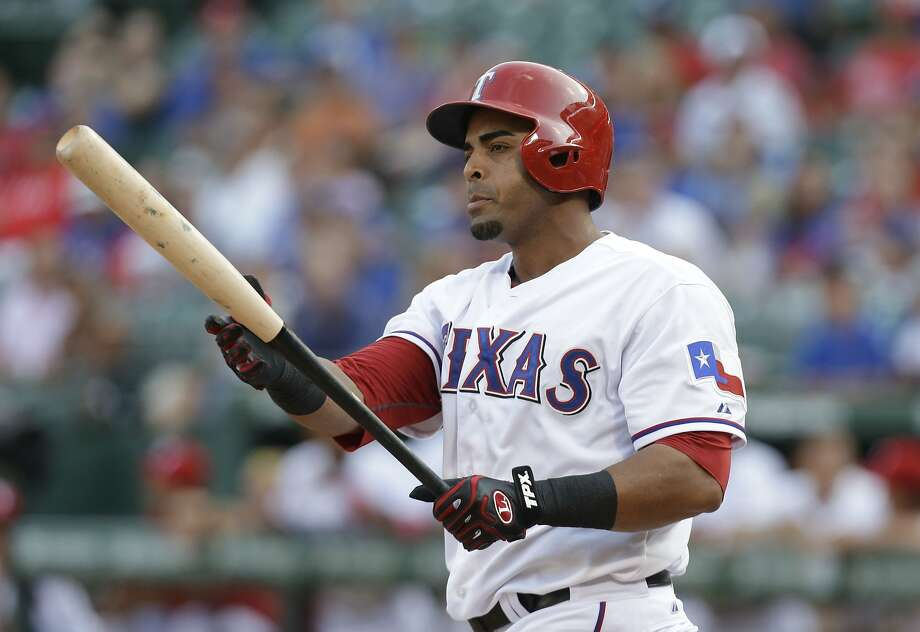 Nelson Cruz served a 50-game suspension last season for his involvement with the Biogenesis drug lab. Photo: LM Otero, Associated Press