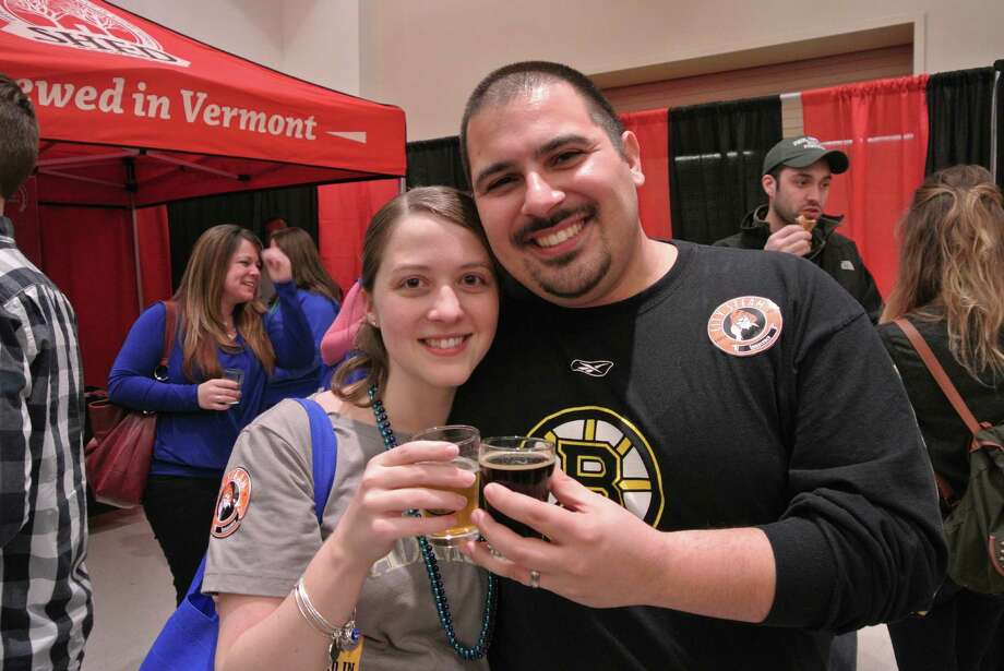 Were you Seen at the 3rd Annual Saratoga Beer Summit held during Saratoga Beer Week in Saratoga Springs on Saturday, Feb. 22, 2014? Photo: Deanna Fox
