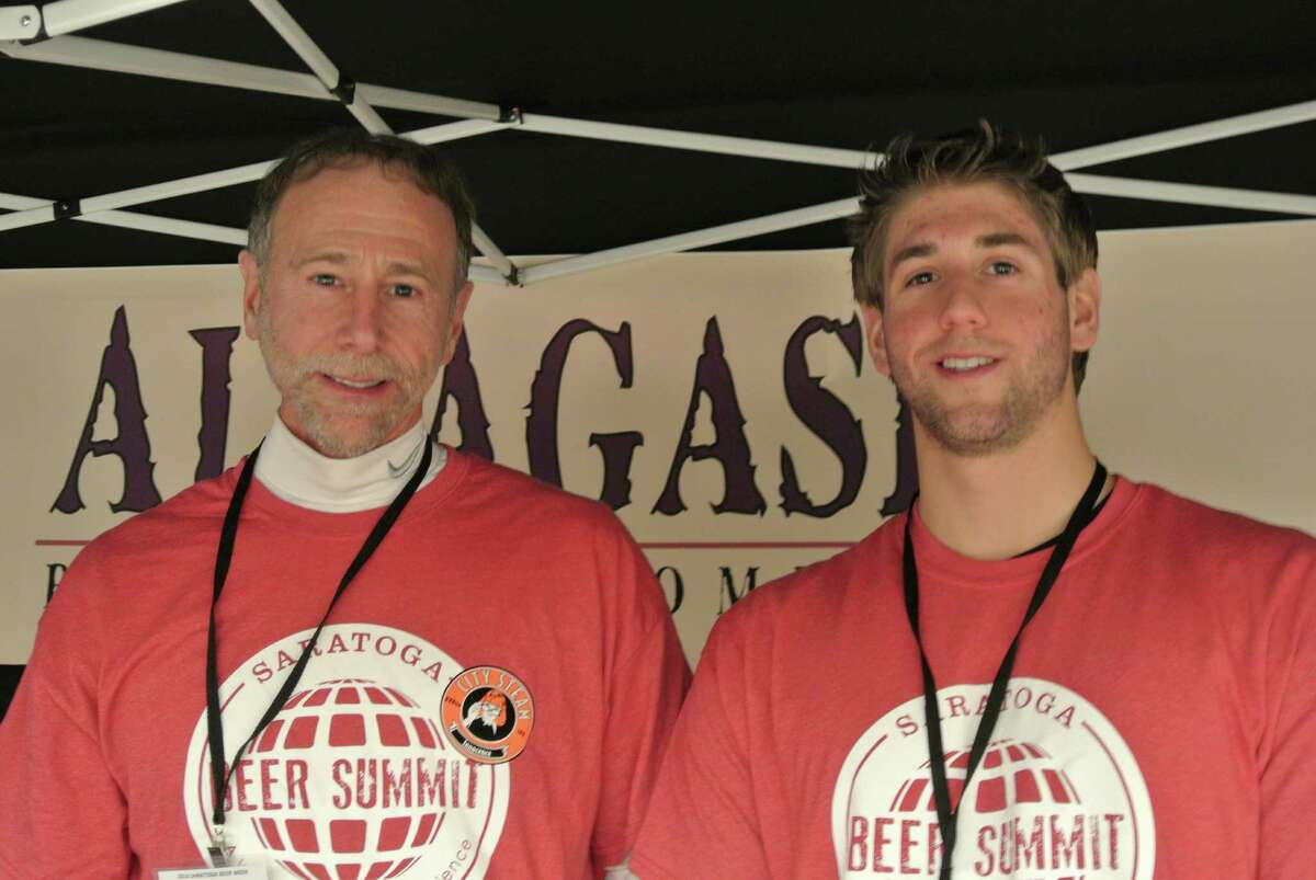 Were you Seen at the 3rd Annual Saratoga Beer Summit held during Saratoga Beer Week in Saratoga Springs on Saturday, Feb. 22, 2014?