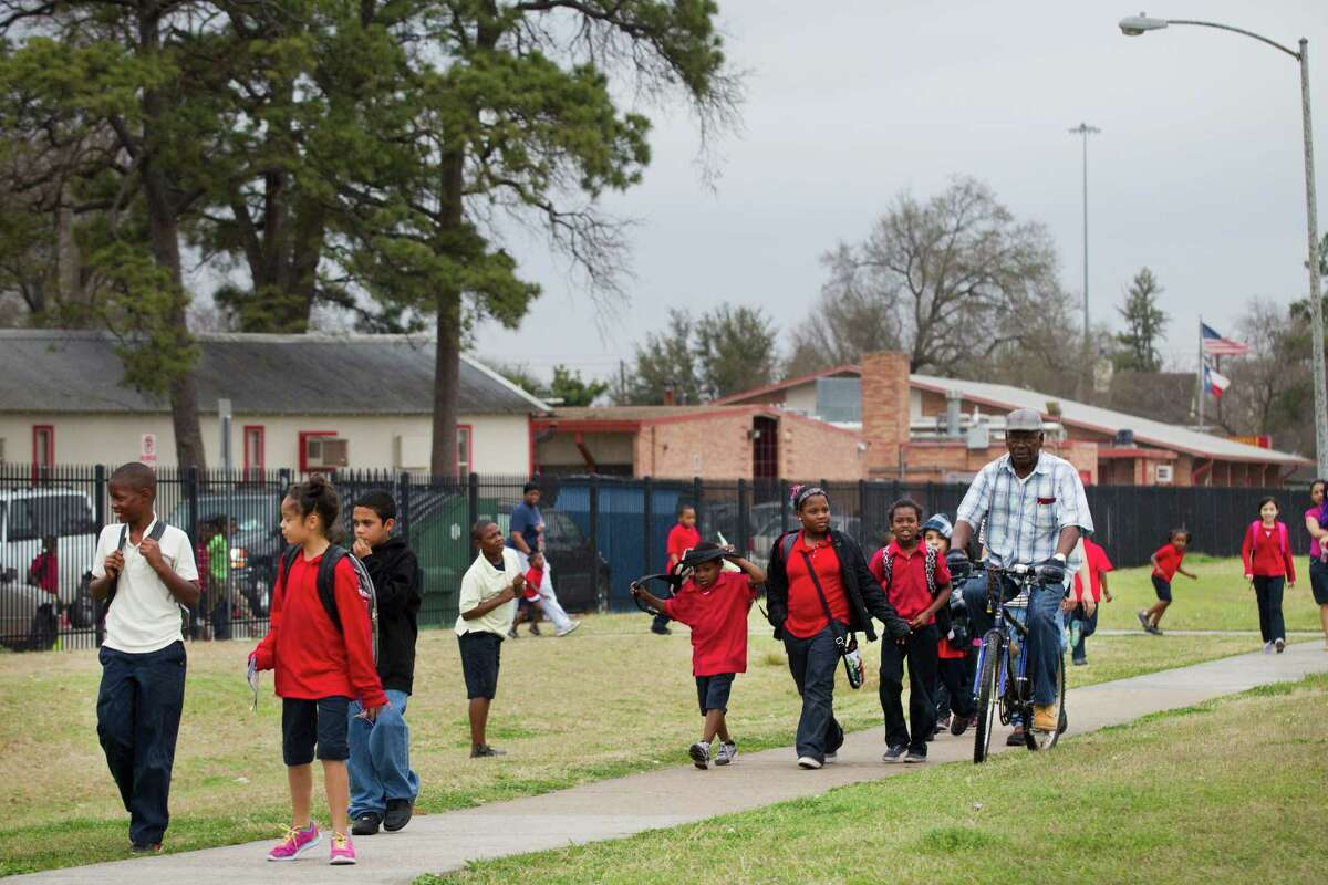 While Henderson Elementary is facing closure, the apartment complex across the street, which houses a majority of the school's students, is slated for a renovation.