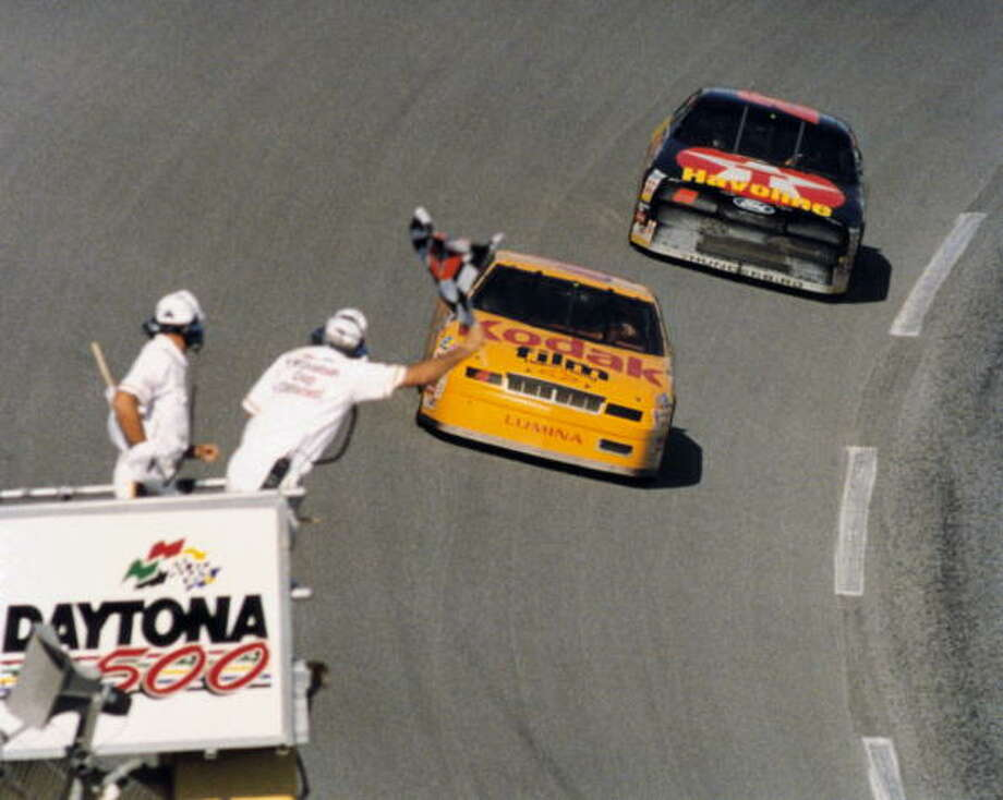 1994: Sterling Marlin Driving a Chevrolet Starting position: 4 Photo: RacingOne, Getty Images / 2007 RacingOne