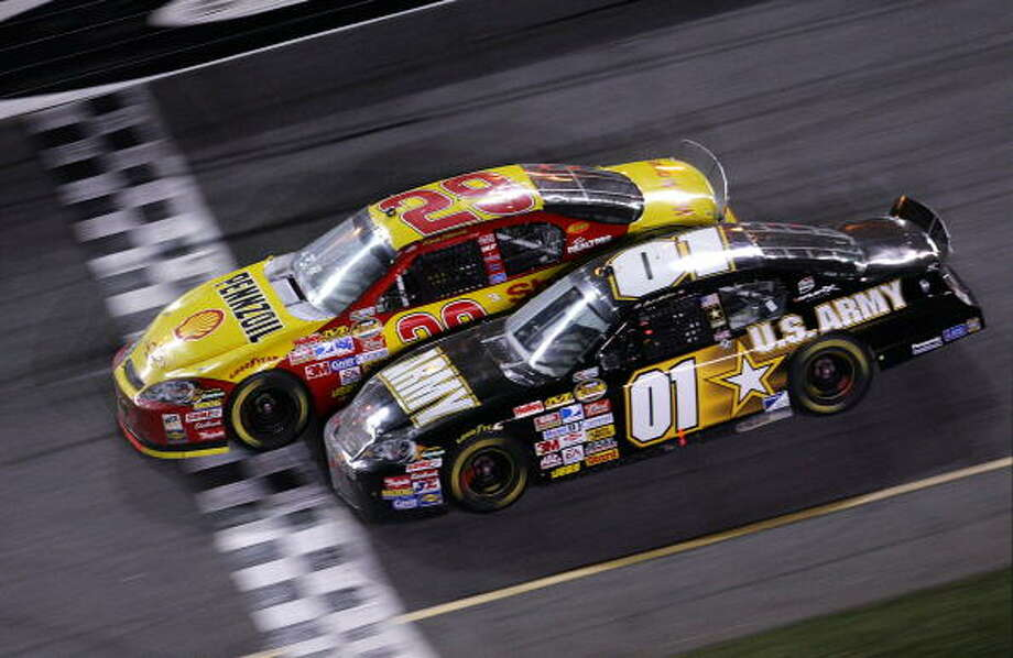 2007:  Kevin Harvick