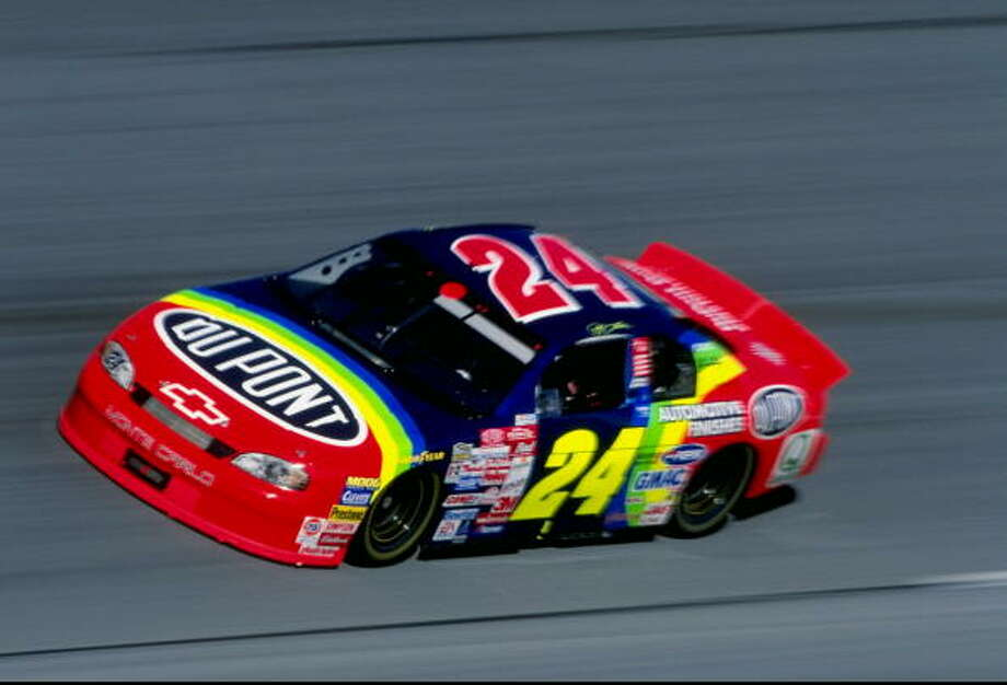 1999: Jeff Gordon Driving a Chevrolet Starting position: Pole Second Daytona 500 Photo: Jamie Squire, Getty Images / Getty Images North America