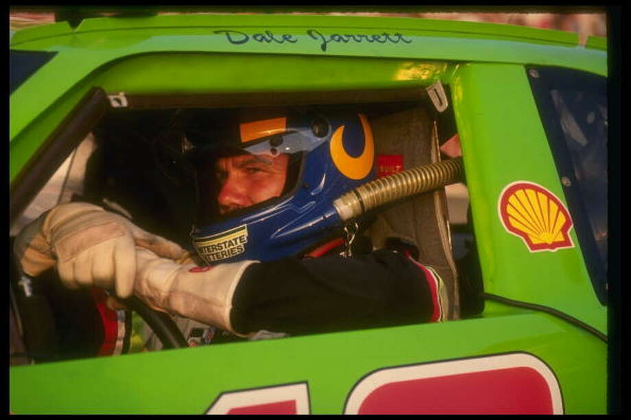 1993: Dale Jarrett Driving a Chevrolet Starting position: 2 Photo: Bill Hall, Getty Images / Getty Images North America