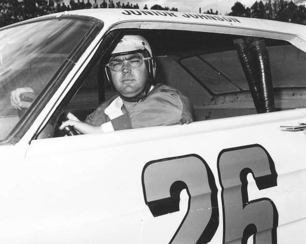 1960: Junior Johnson Driving a ChevroletStarting position: 9