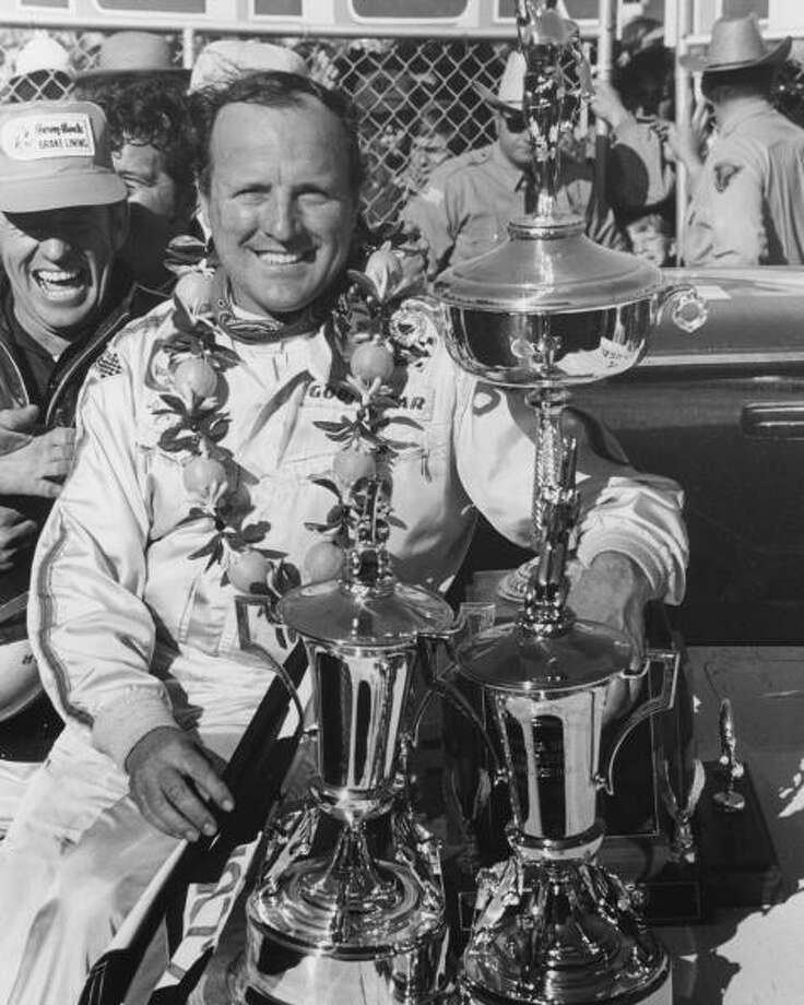 1972: A.J. Foyt Driving a MercuryStarting position: 2 Photo: RacingOne, Getty Images / 1972 RacingOne