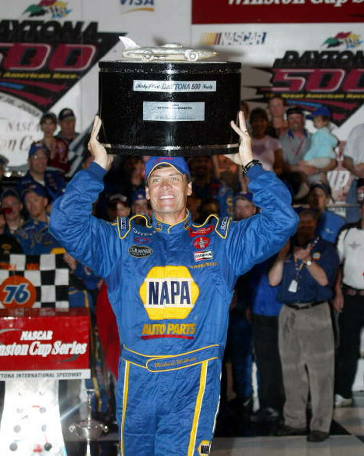 2003: Michael Waltrip