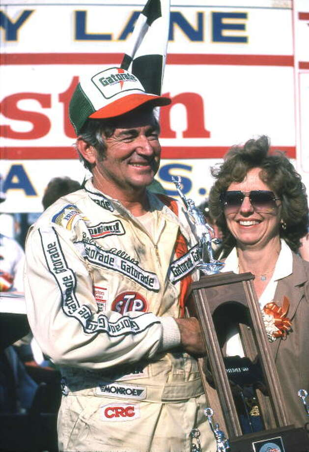 1982: Bobby Allison Driving a Buick Starting position: 7 Second Daytona 500 win Photo: Dozier Mobley, Getty Images / 1982 Dozier Mobley