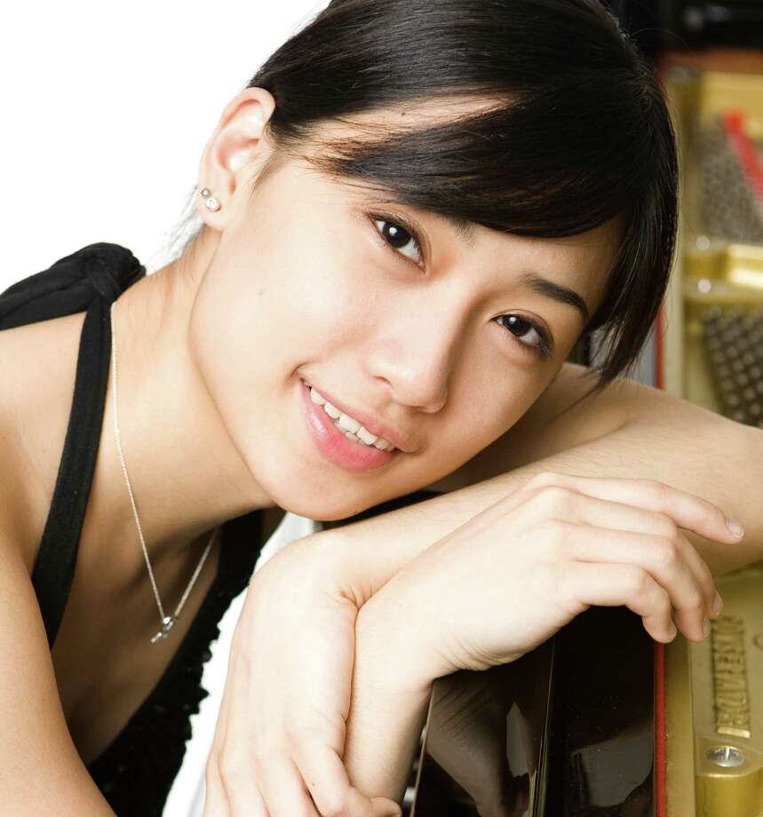 Lo-An Lin, the 2012 San Antonio International Piano Competition winner, performed with the orchestra at the Majestic Theatre. Photo: Courtesy Photo