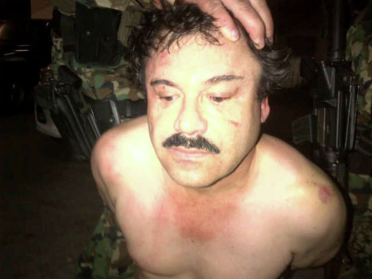 Mexico's top drug lord, Joaquin