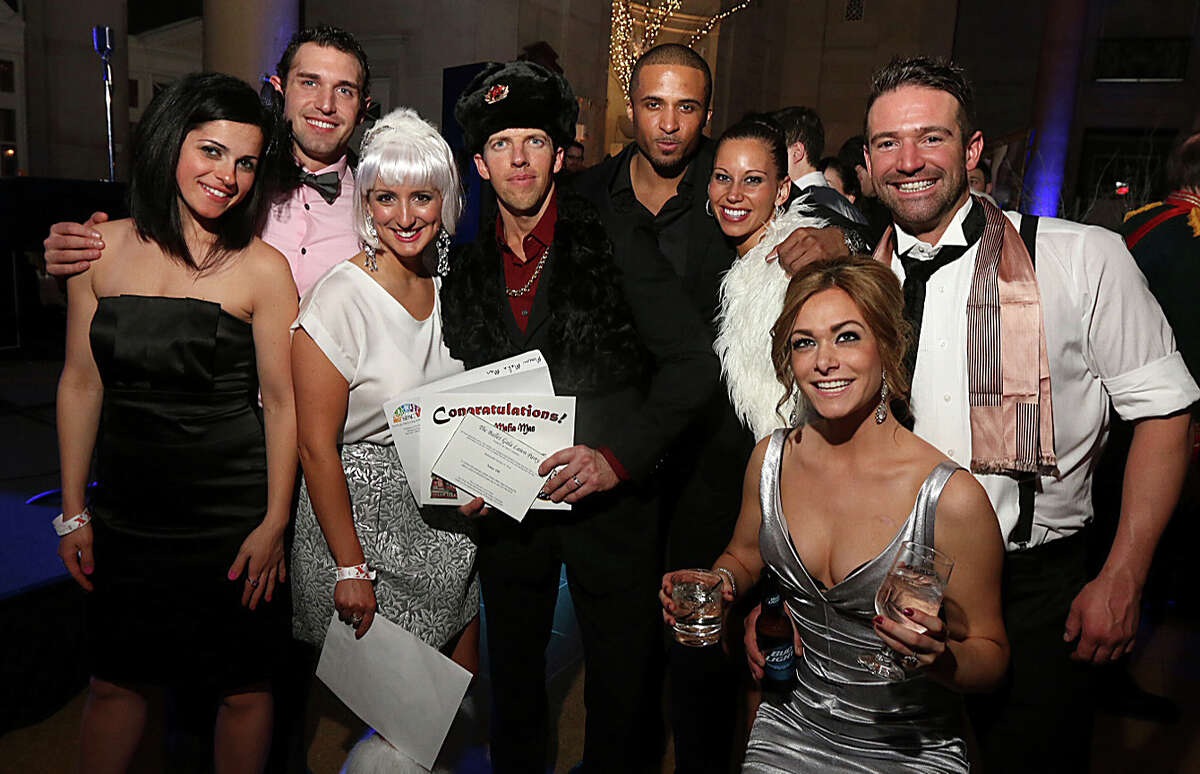 Were you Seen at SPAC's Winter Ball, A Russian Whiteout, at the Hall of Springs in Saratoga Springs on Saturday, Feb. 22, 2014?
